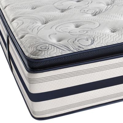 Simmons® Beautyrest® Recharge® Ultra Carramore Plush Pillow Top Twin Mattress