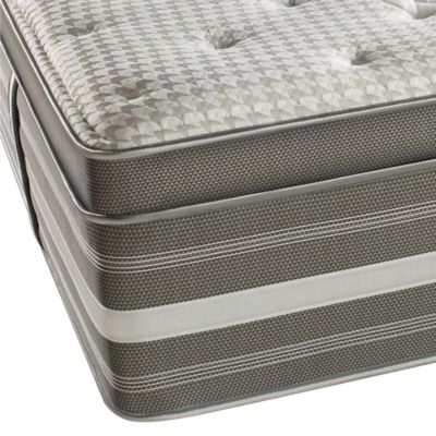 Beautyrest® World Class® Evans Oaks Plush Pillow Top Twin Mattress