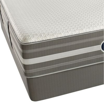 Simmons® Beautyrest® Recharge® Hybrid Brisben EvenLoft Plush Twin XL Mattress Set