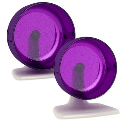 BioBubble 6-Inch Whisper Wheel in Purple