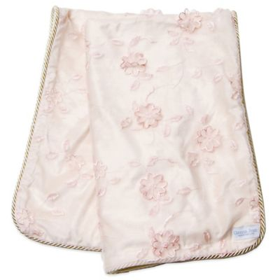 Glenna Jean Ava Floral Throw