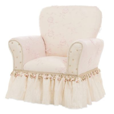 Glenna Jean Ava Upholstered Child's Rocker