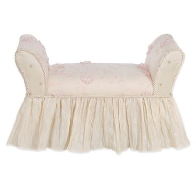 Glenna Jean Ava Upholstered Child's Bench