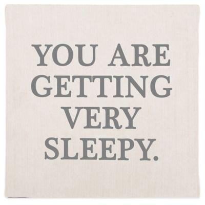 "Glenna Jean Lulu ""You Are Getting Very Sleepy"" Canvas Wall Art"