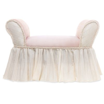 Glenna Jean Victoria Upholstered Child's Bench