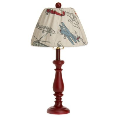 Glenna Jean Fly-By Lamp Base with Shade