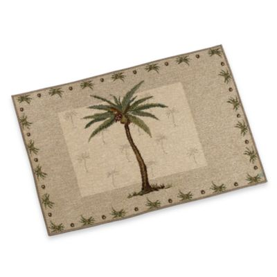 Palm Tree Tapestry Placemat