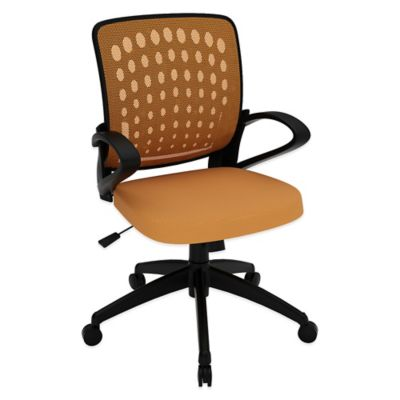 Z-Line Designs Task Chair in Orange