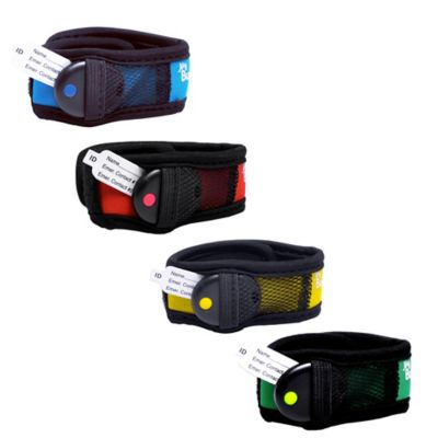 Black Safety Wristband