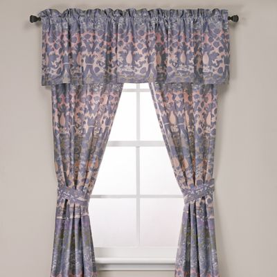 Orchid Window Valance