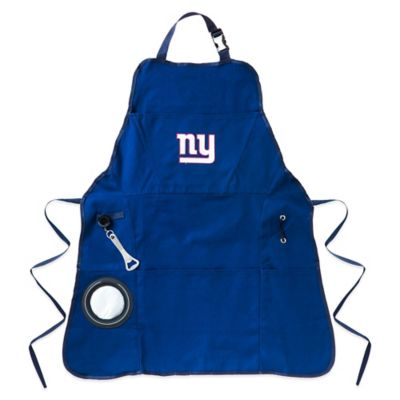 NFL New York Giants Heavy-Duty Men's Apron