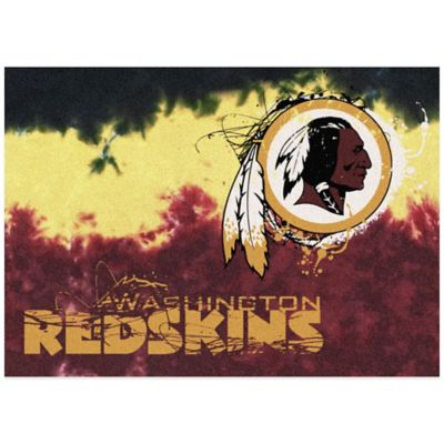 NFL Washington Redskins Fade Area Rug