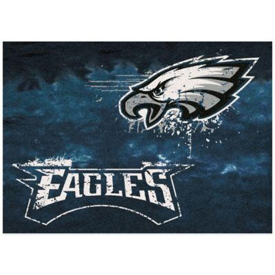 NFL Philadelphia Eagles Fade Area Rug