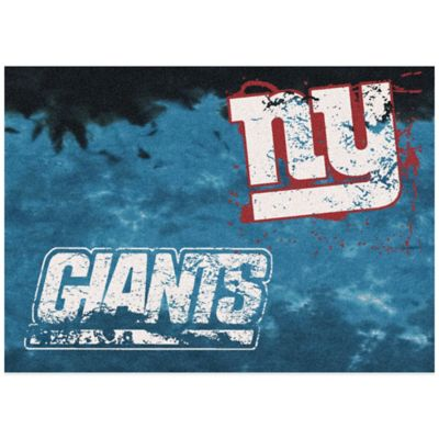 NFL New York Giants Fade Area Rug