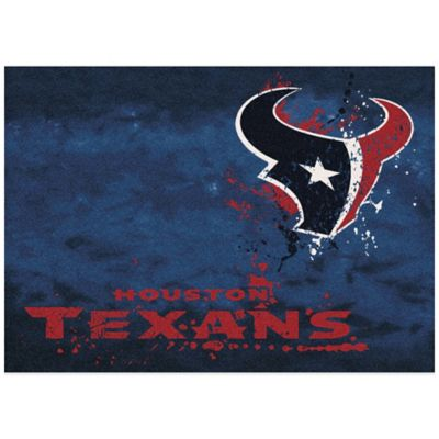 NFL Houston Texans Fade Area Rug