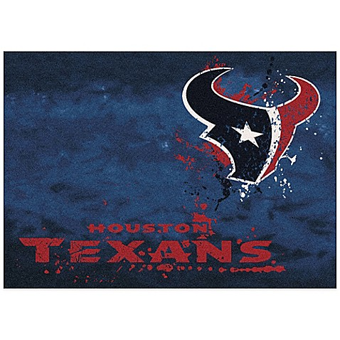Nfl Houston Texans Fade Area Rug Www Bedbathandbeyond Com
