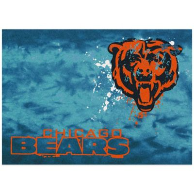 NFL Chicago Bears Fade Area Rug