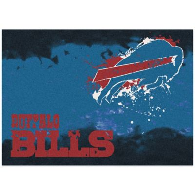 NFL Buffalo Bills Fade Area Rug