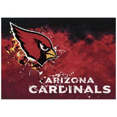 NFL Arizona Cardinals Fade Area Rug