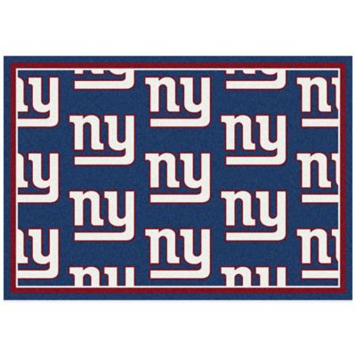 NFL New York Giants Repeating Medium Area Rug