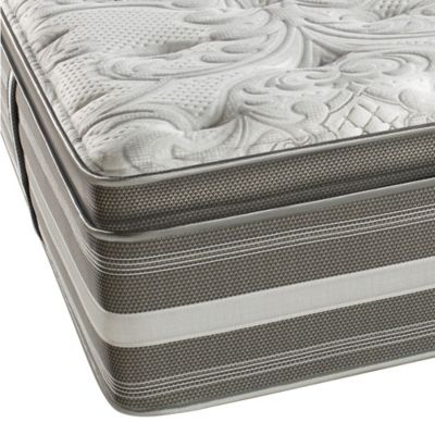Simmons® Beautyrest® Recharge® Heritage Pines Plush Pillow Top Twin Mattress