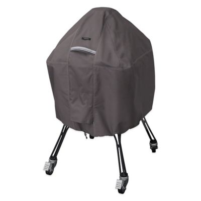 Classic Accessories® Large Polyester Ravenna BBQ Grill Cover in Taupe