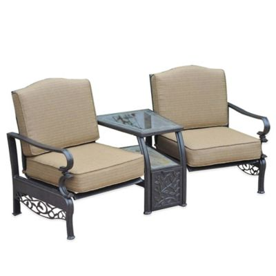 Sunjoy Williams 3-Piece Conversation Set