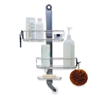 Buy Simplehuman Corner Shower Caddy From Bed Bath Beyond