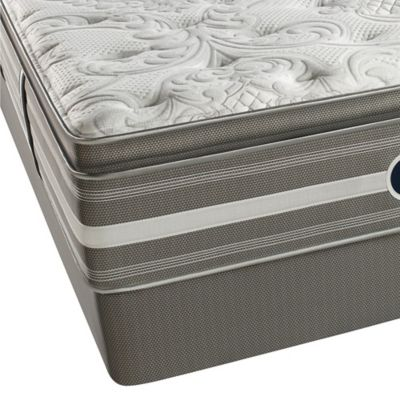 Simmons® Beautyrest® Recharge Heritage Pines Luxury Firm Pillow Top Twin XL Mattress Set