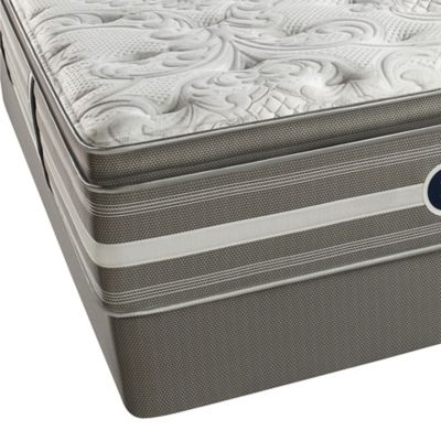 Beautyrest® World Class® Heritage Pines Plush Pillow Top Twin Mattress Set