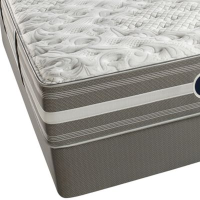 Beautyrest® World Class® Heritage Pines Extra Firm Cal King Mattress Set