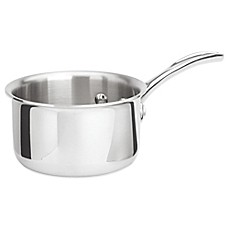 Calphalon® Tri-Ply Stainless Steel 1-Quart Saucepan