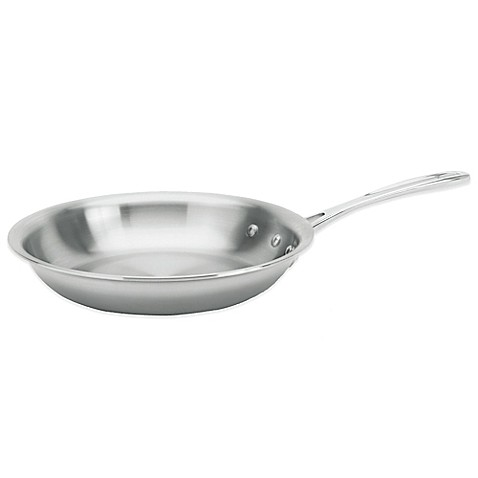 Calphalon® Tri-Ply Stainless Steel 8-Inch Omelet Pan