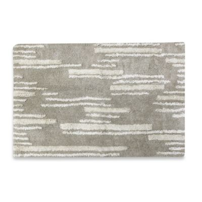 Croscill® Roebling Stripe Bath Rug