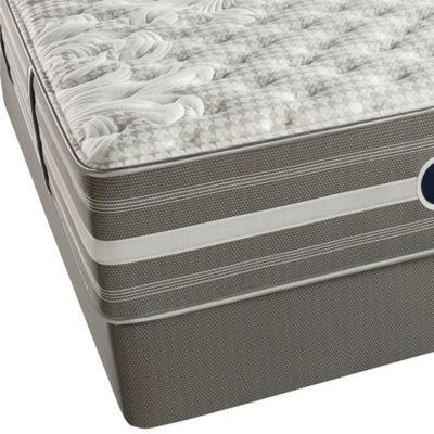 Simmons® Beautyrest® Recharge® World Class Stonecrest Ultimate Firm Queen Mattress Set