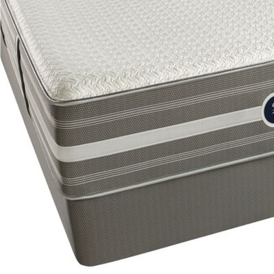 Simmons® Beautyrest® Recharge® Hybrid Neema EvenLoft Luxury Firm Twin Mattress Set