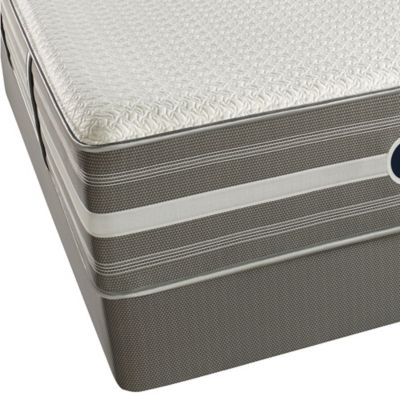 Beautyrest® Hybrid Meadowvale EvenLoft Luxury Firm Twin Mattress Set