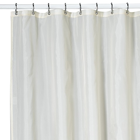 "Lantana 54"" W x 78"" L Stall Fabric Shower Curtain"
