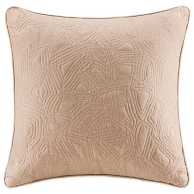 Harbor House™ Belcourt Quilted Square Throw Pillow