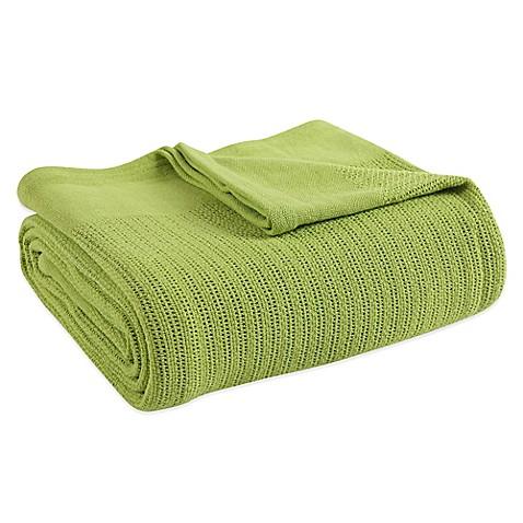 Buy Fiesta 174 Twin Blanket In Lemongrass From Bed Bath Amp Beyond