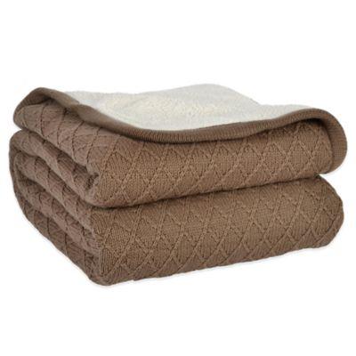 Cream Cotton Blanket