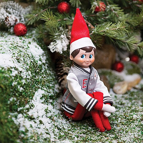 The Elf On The Shelf Claus Couture Team Elf Letterman