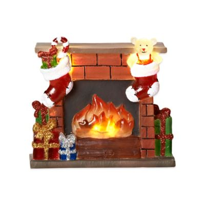 LED Fireplace Nightlight