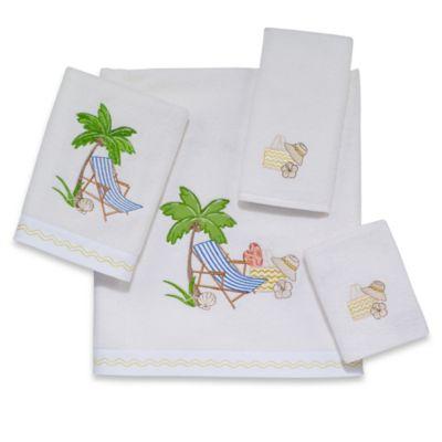 Avanti Island Paradise Washcloth