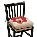 Janie Gross Flower Chair Pad