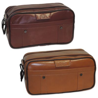 Dopp Veneto Softsided Travel Kit in Brown