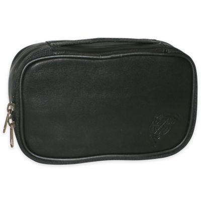 Dopp Travel Express Mini Top-Zip Travel Kit in Black