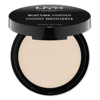 NYX Cosmetics Blotting Powder in Light