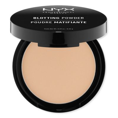 NYX Cosmetics Blotting Powder in Medium/Dark