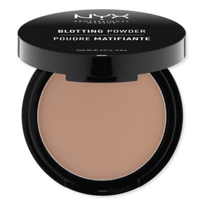 NYX Cosmetics Blotting Powder in Deep